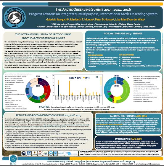 AOS poster - Ibarguchi et al. 2014