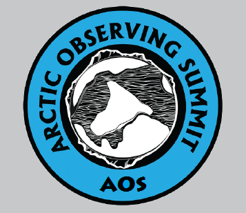 Arctic Observing Summit logo