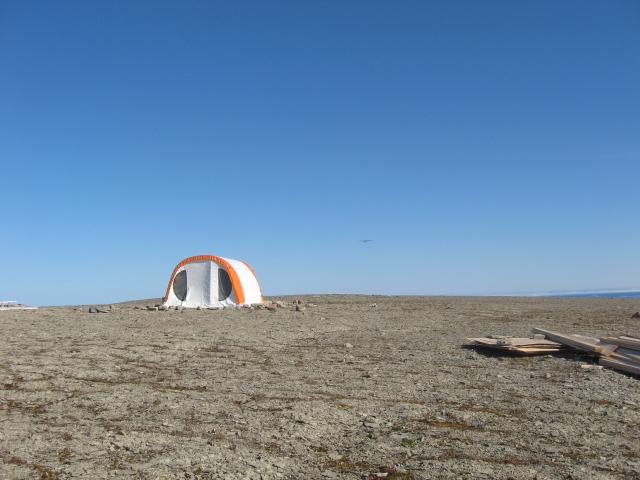 Arctic fieldcamp